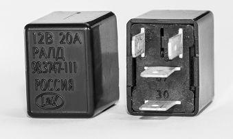 РАЛД.98.3747-111   реле 4-контактное, замыкающее